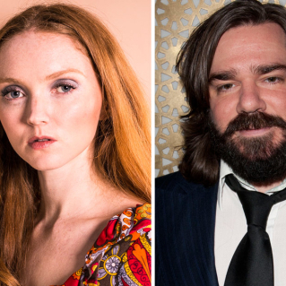 Lily Cole and Matt Berry in new production of <em>The Philanthropist</em>