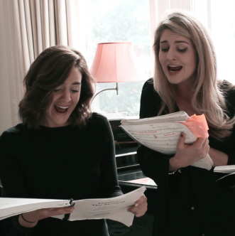 """Watch: The cast of <em>Vanities</em> perform """"I Don't Wanna Miss a Thing"""""""