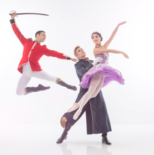 Will Tuckett's immersive <em>Nutcracker</em> moves venue
