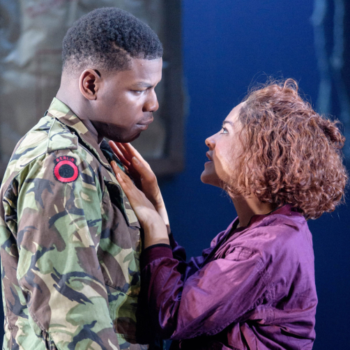 Were there star wars over John Boyega's <em>Woyzeck</em>?