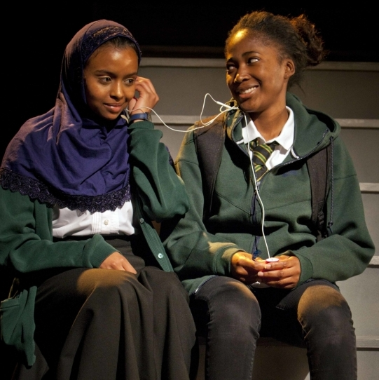 <em>Cuttin' It</em> (Young Vic)
