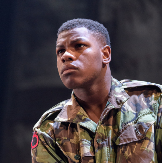 First look at John Boyega and the cast of <em>Woyzeck</em>