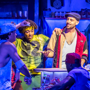 <em>In The Heights</em> to close in January 2017