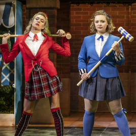 Exclusive first look: Heathers production images