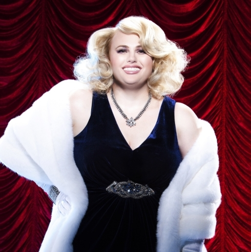 First look: Rebel Wilson as Miss Adelaide in <em>Guys and Dolls</em>