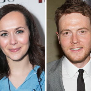 David Thaxton, Savannah Stevenson and Celinde Schoenmaker to star in <em>Camelot</em> concert at the Palladium
