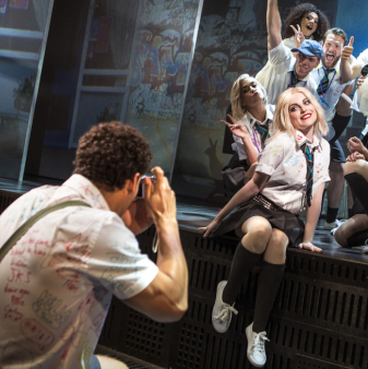 Review: <em>Exposure the Musical</em> (St James Theatre)