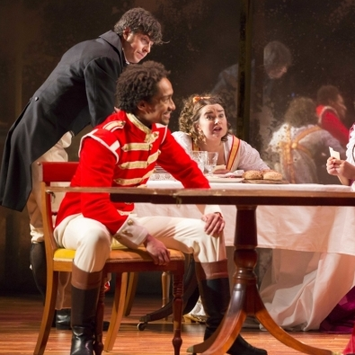 Review: Pride and Prejudice (Nottingham Playhouse)