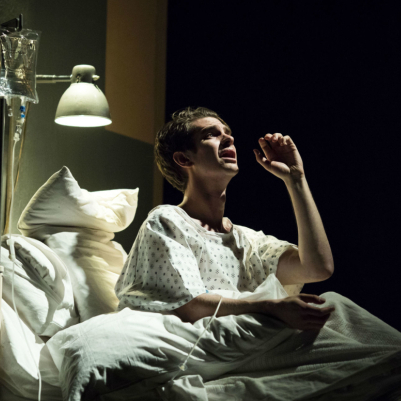 First look at the first part of <em>Angels in America</em>