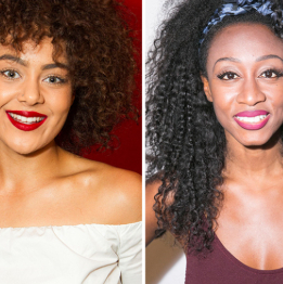 Beverley Knight, Izuka Hoyle and Carly Bawden cast in <em>Sylvia</em> at the Old Vic
