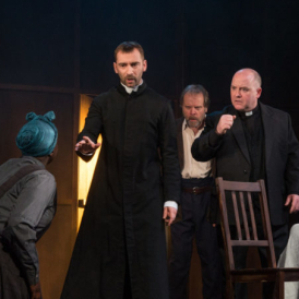 Review: The Crucible (Queen's Theatre, Hornchurch)