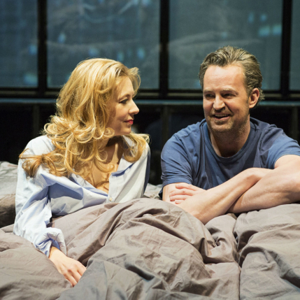 In pictures: Matthew Perry in <em>The End of Longing</em>