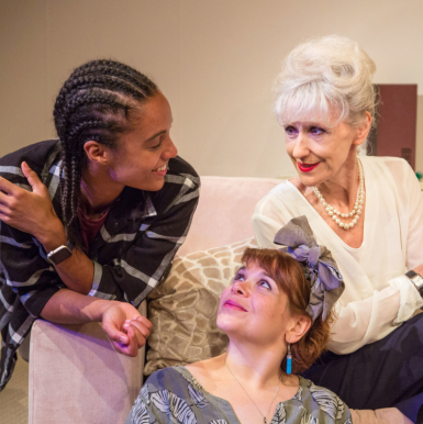 Review: 3Women (Trafalgar Studios)