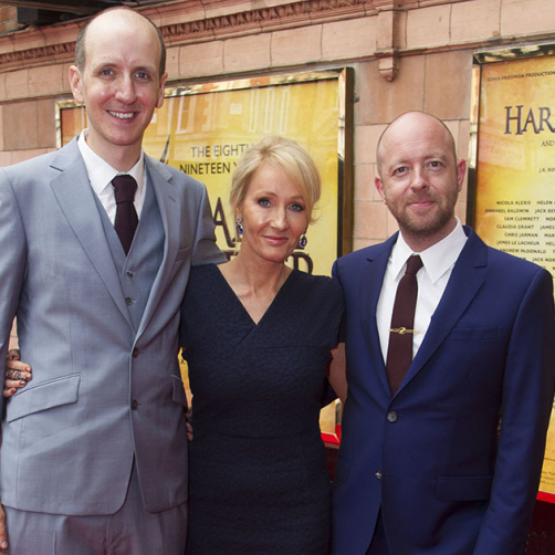 In pictures: JK Rowling and more arrive at <em>Harry Potter and the Cursed Child</em> gala performance