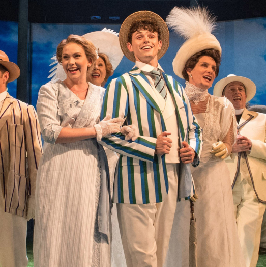 Review: <em>Half a Sixpence</em> (Chichester Festival Theatre)