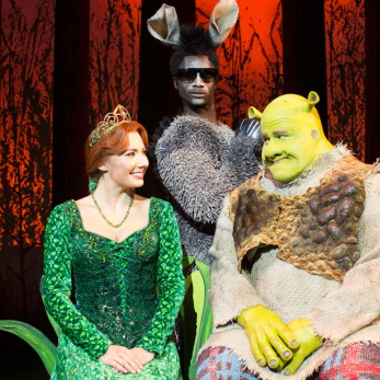 Shrek embarks on new UK tour