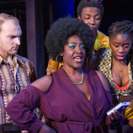 Review: The Life (Southwark Playhouse)