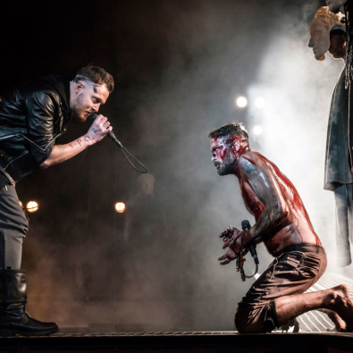 New production images of Jesus Christ Superstar released