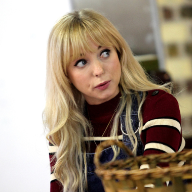 In pics: Anthony Head, Helen George and cast rehearse <em>Love in Idleness</em>